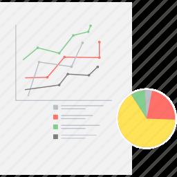 analysis, business, diagram, graph, marketing, pie, presentation icon