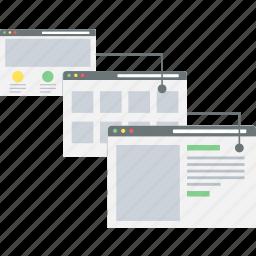 data, database, document, interface, ui, user icon