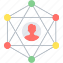 connection, people, community, link, network, social