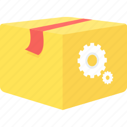business, cart, delivery, ecommerce, package, seo, shipping icon