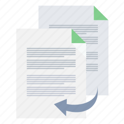 content, copy, duplicate, paste, share, sheet, text icon