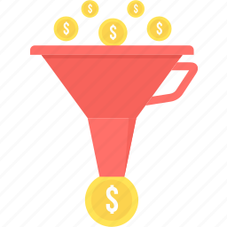 budget, cash back, collection, earnings, fund, funds, payment icon