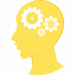 brain, configuration, design, plan, planning, setting icon