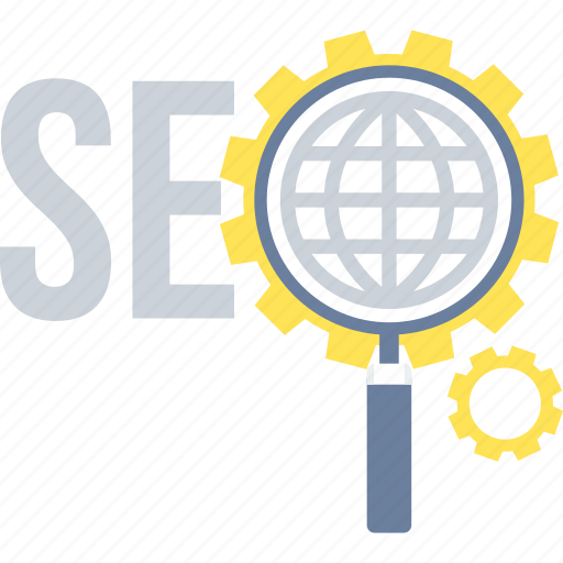 business, marketing, network, search, seo, web icon