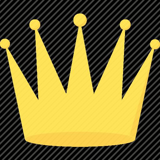 achievement, king, prince, prize, success, win, winner icon