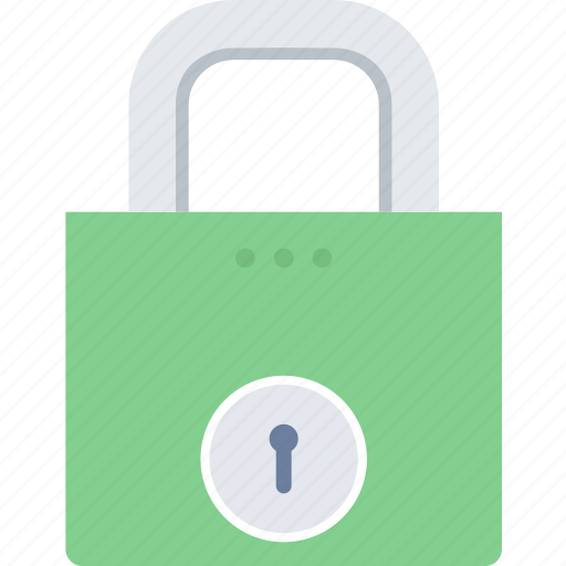 lock, padlock, password, protect, protection, safety icon