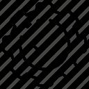 tick, gear, seo, and, web