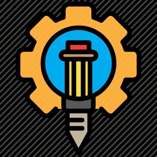 art, creative, design, illustration icon