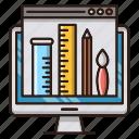 design, graphic, job, optimization, seo, web icon