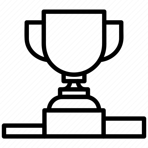 award, prize, reward, trophy, winner icon