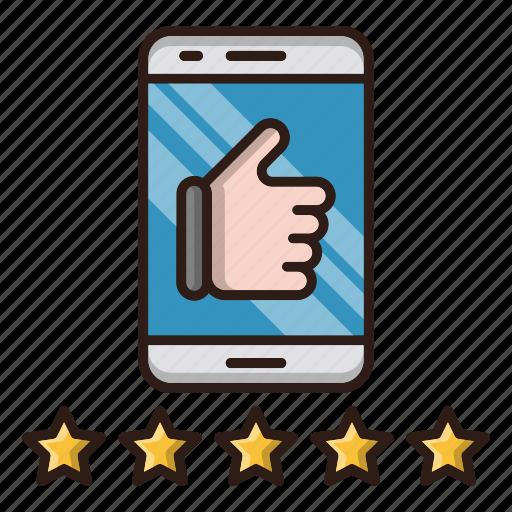 customer, optimization, reviews, seo, web icon