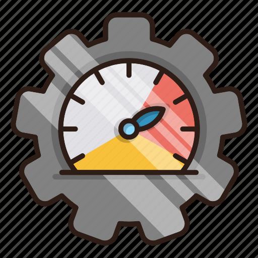 efficiency, optimization, seo, speed, web icon