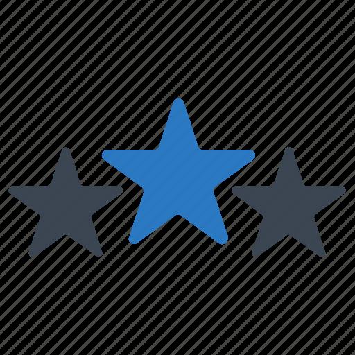 rank, rating, star icon