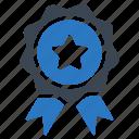 award, badge, top seller icon