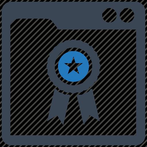 page, quality, seo pack, seo tools, web, web designer, web marketing icon