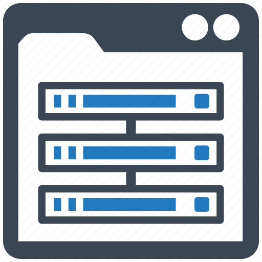 seo pack, seo services, seo tools, server, web, web designer, web marketing icon