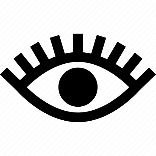 eye, preview, view, visible, vision icon