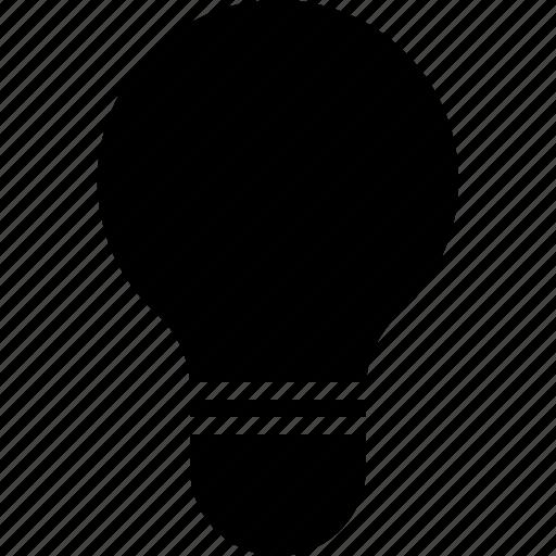 bulb, creative, idea, lightbulb, startup icon