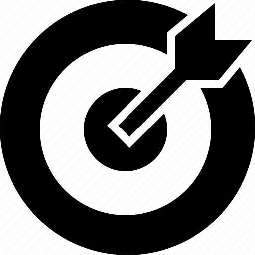 Aim, bullseye, goal, shoot, target icon - Download on Iconfinder