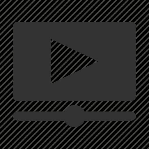 marketing, megaphone, seo, site, video, youtube icon