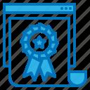 award, content, quality, seo, website