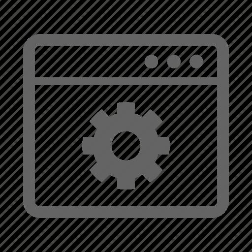 development, search, seo, stroke, web, websiteoptimization icon