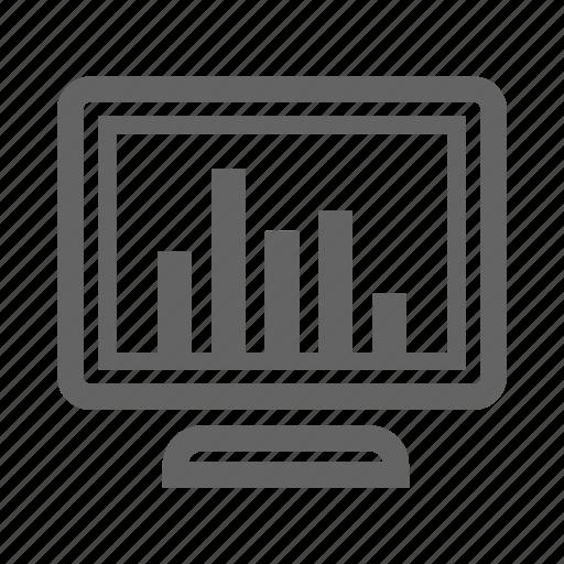 Data trafficmonitor, development, search, seo, stroke, web icon - Download on Iconfinder