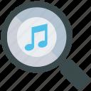 analytics, mobile marketing, music, search, seo, social media, web designer icon
