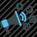 analytics, media, mobile marketing, seo, social, social media, web designer icon