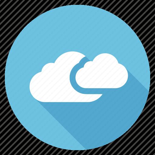 cloud computing, development, search, seo, shadow, web icon