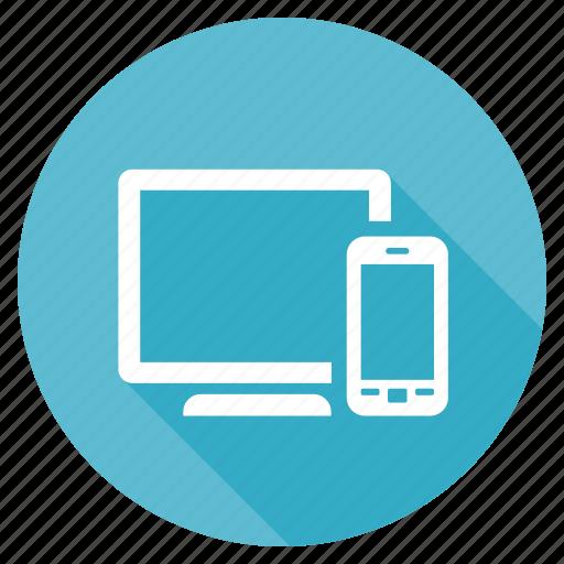 development, responsive web design, search, seo, shadow, web icon