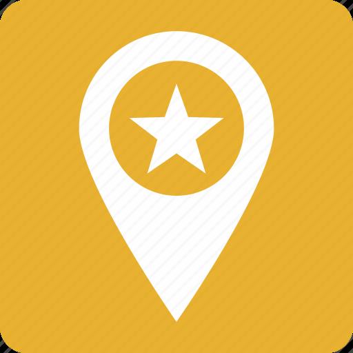 global, gps, marketing, pin, playbook, seo, star icon