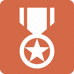 acheivement, awards, official awards, sport, square, star icon