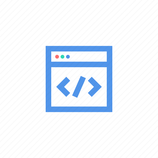 code, coding, html, programmer, website icon