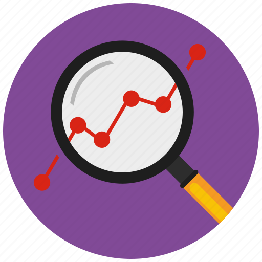 analytic, analytics, chart, graph, keyword, search, seo icon