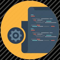 code, design, development, keyword, management, seo, web icon