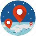 location, map, marker, navigation, pin, pointer, seo icon