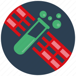 bug, experiment, flat icon, ico, lab, market, seo icon
