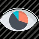 analytics, business, chart, optimization icon