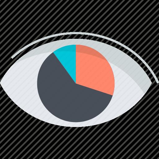 analytics, business, chart, flat design, optimization icon