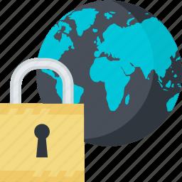 antivirus, flat design, internet, network, protection, security, website icon