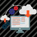 connection, development, seo icon, web icon