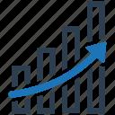 analytics, graph, growth, profit, statistics icon