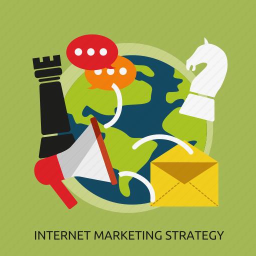 development, internet, marketing, seo, strategy icon