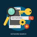 development, keyword, search, seo icon