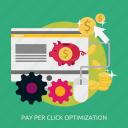 click, development, opimization, pay, seo