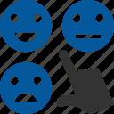 emoji, emojis, feedback icon