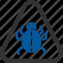 antivirus, bug, fix, fixing, malware, virus icon
