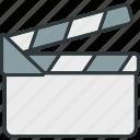 film, movie, television, video icon