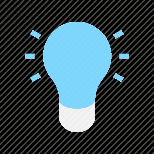 Idea, lamp, marketing, optimization, seo, ui, web icon - Download on Iconfinder